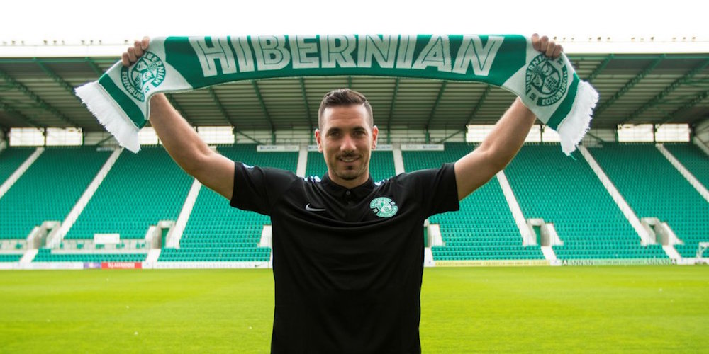 (Pic: Twitter @hibsofficial)