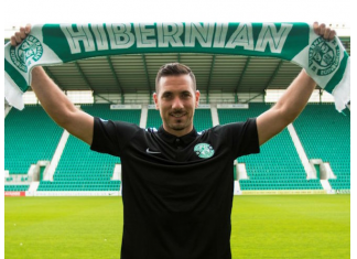 Hibs goalkeeper Ofir Marciano | Hibs news