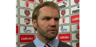 Hearts head coach Robbie Neilson | Hearts news