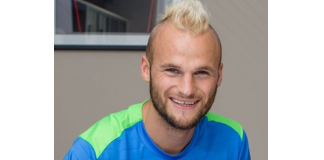 Kallum Higginbotham, now at Kelty Hearts, during his time at Dunfermline | Dunfermline news