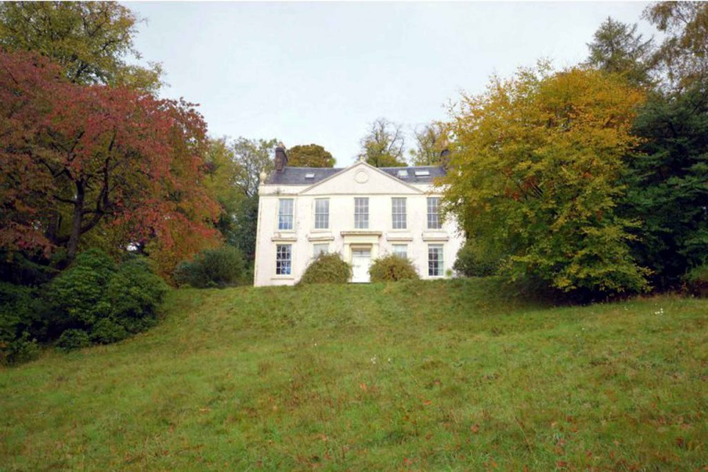 Milton House in Dumbarton