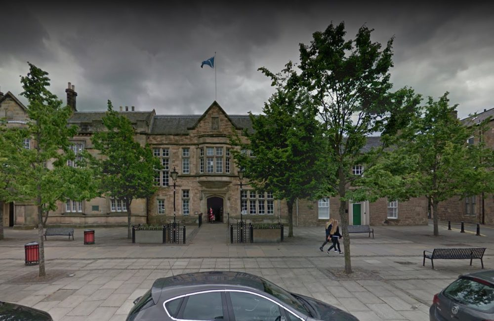 The former courthouse could soon be used by both East Lothian Council and Haddington police