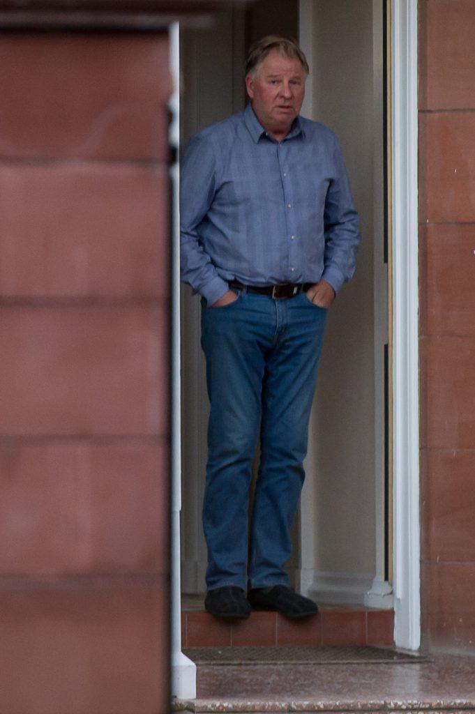 Raith Developments owner, Andrew Gordon Powell at his plush home in Kirkaldy (c) Wullie Marr/DEADLINE NEWS