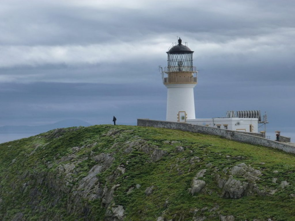 The three keepers of the Flannan Isles lighthouse vanished without a trace more than a century ago. Credit: Chris Downer