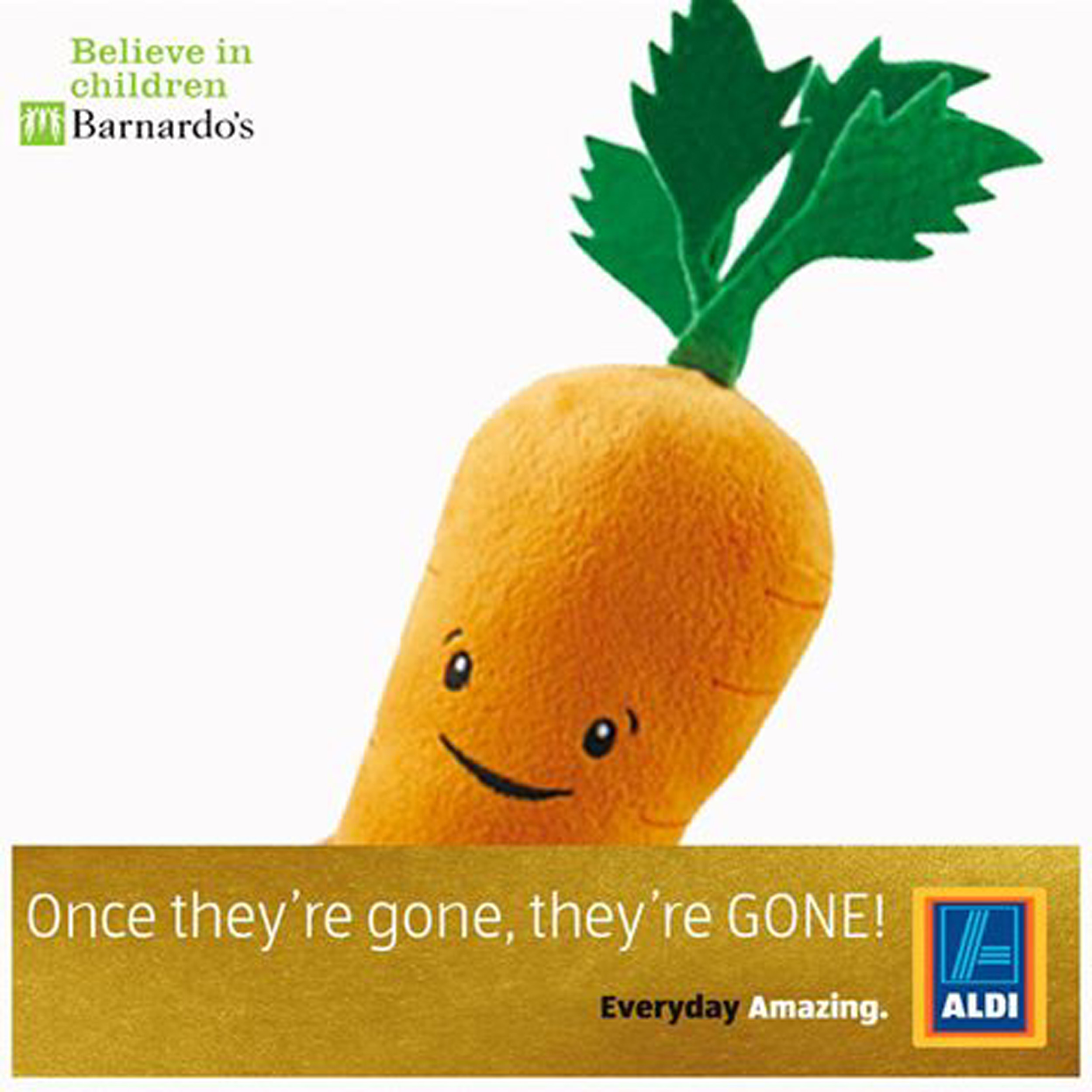Aldi forced to 'grow' more Kevin the Carrot toys - Deadline News