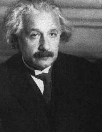 Einstein has helped bring the Scots scientist back from the grips of dementia