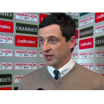 Hibs head coach Jack Ross during his time as St Mirren boss | Hibs news