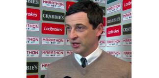 Hibs head coach Jack Ross during his time as St Mirren boss | Hibs news