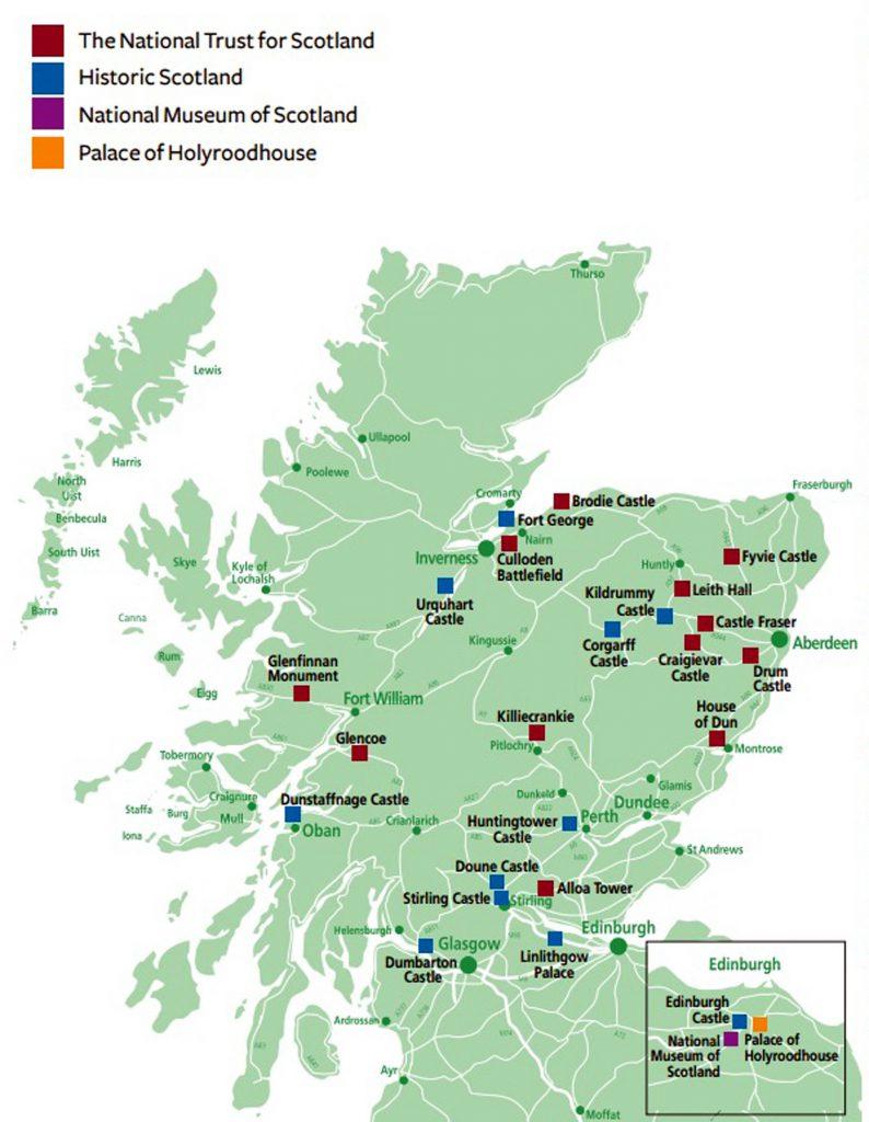 Bonnie Prince Charlies - £40k Jacobite map misses out key