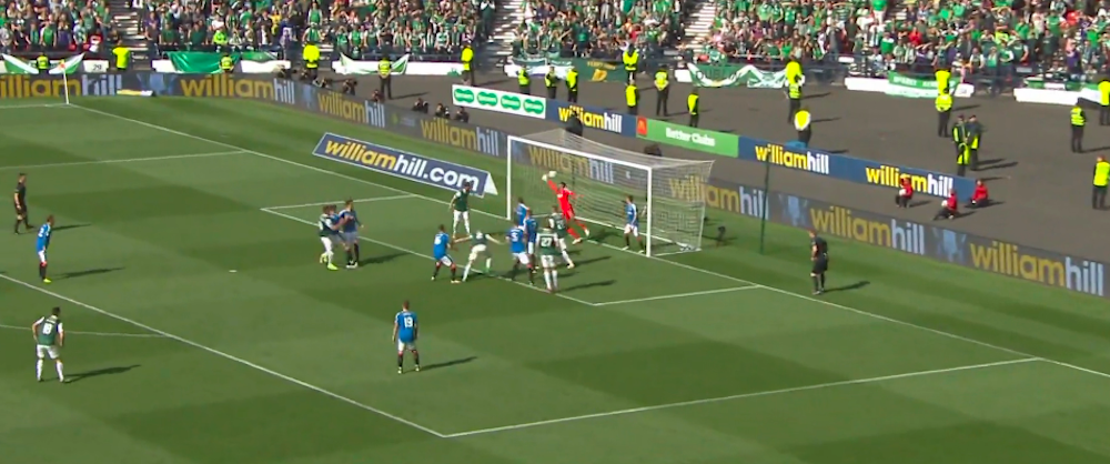 David Gray scoring winner in 2016 Scottish Cup final | Hibs news