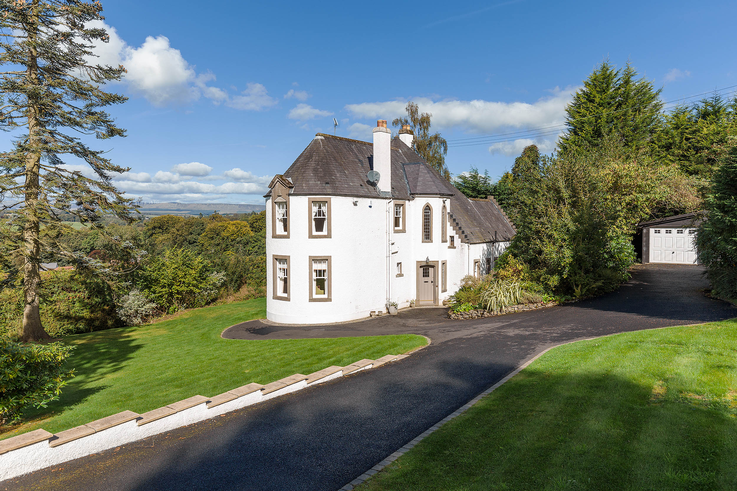 Judy Murray Selling Stirlingshire Mansion For 825 000