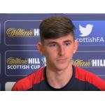 Emerson Hyndman meets the media while at Rangers | Hibs news