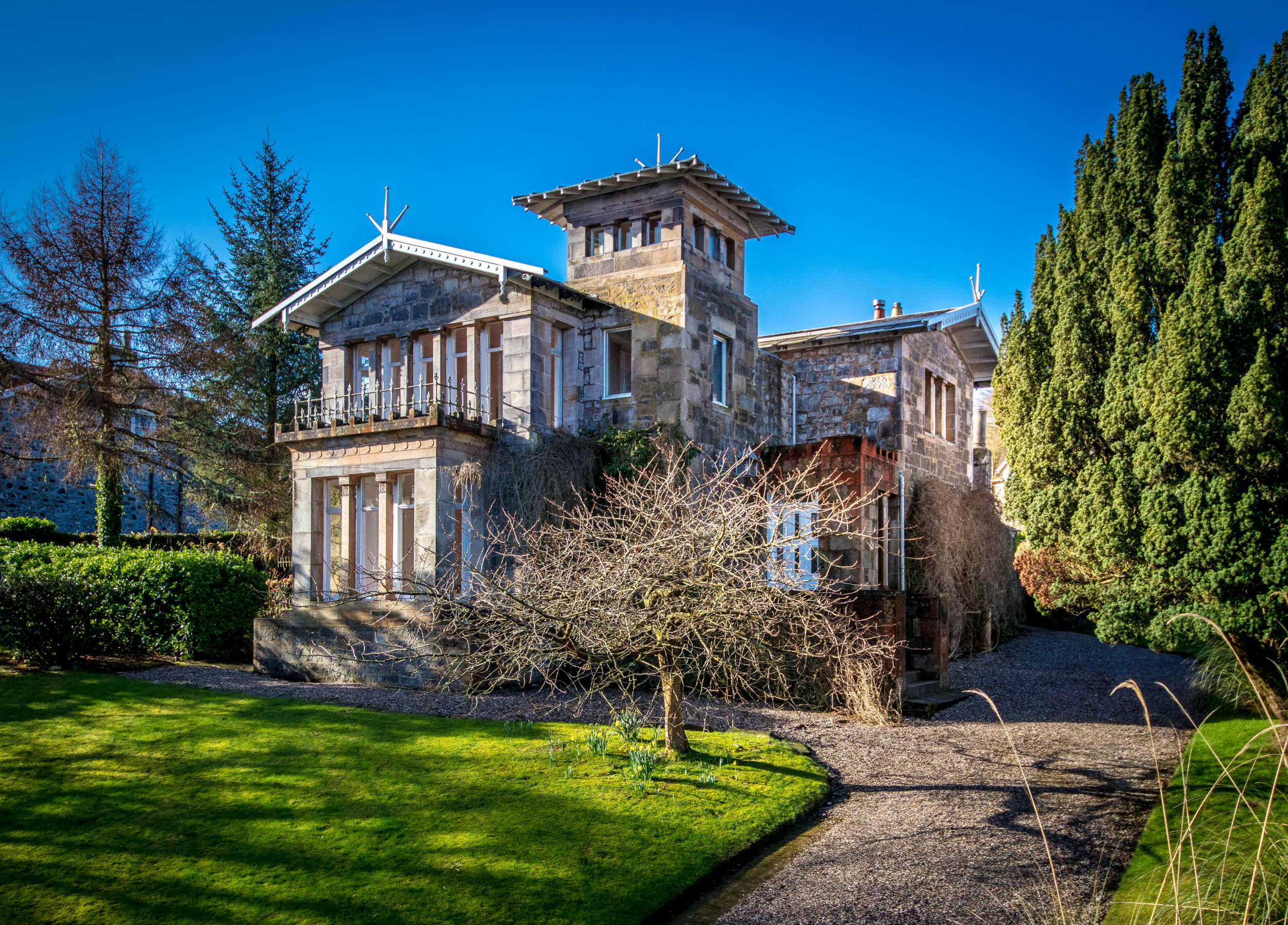 Outstanding home by Scots architect who influenced Frank Lloyd ...