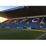 The Val McDermid Stand at Stark's Park | Raith Rovers news