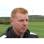 Neil Lennon, now Celtic boss, during his time at Hibs | Hibs news