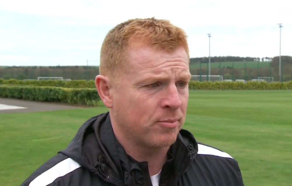 Hibs Head Coach Neil Lennon Insists That Win Lose Or Draw On