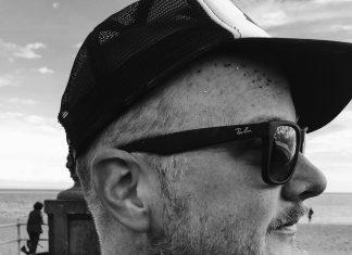 Paul Lambie, organiser of Portobello's Busk At The Beach festival
