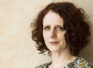 Author Maggie O'Farrell at Edinburgh International Book Festival