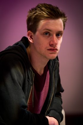 Comedian, Daniel Sloss, photographed at the EICC (c) Wullie Marr/DEADLINE NEWS