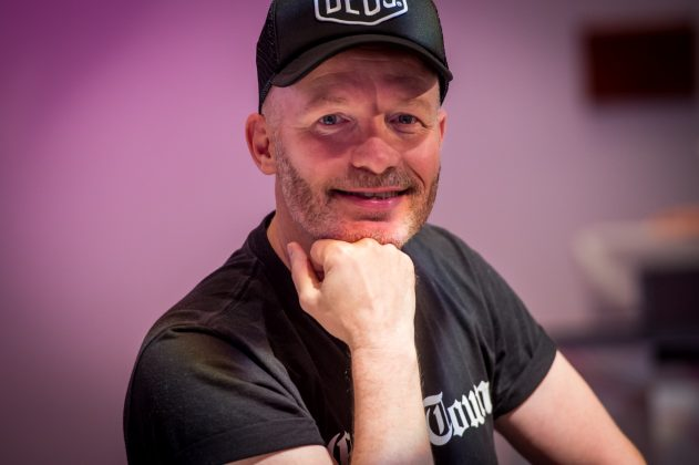 Comedian Craig Hill, photographed at the EICC (c) Wullie Marr/DEADLINE NEWS