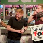 Bar Talk with Comedians Daniel Sloss, Jimeoin, Craig Hill and Gareth Waugh