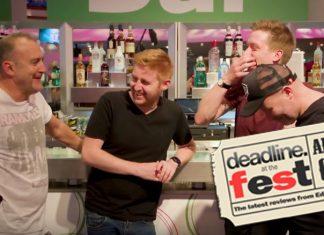 Bar Talk with Comedians Daniel Sloss, Jimeoin, Craig Hill and Gareth Waugh