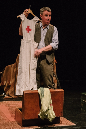 Leaf by Niggle, April 2016, Puppet State Theatre Company