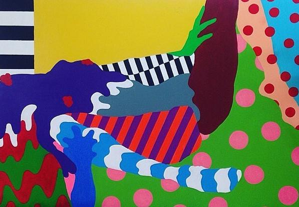 Art work by Ruaridh Crighton