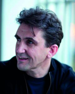 Actor Stephen McGann - a review of his appearance at Edinburgh International Book Festival