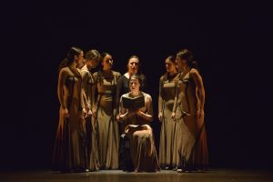 Yo, Carmen - Maria Pages Company, performing at Edinburgh Festival