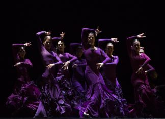 Yo, Carmen - Maria Pages Company, performing at Edinburgh Festival