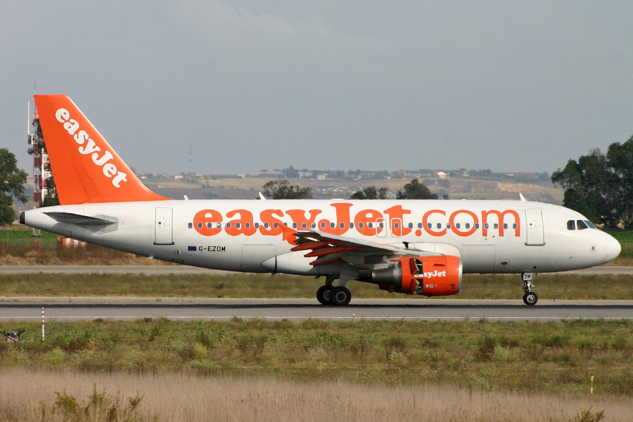 EasyJet flight delayed overnight after scorpion spotted on plane