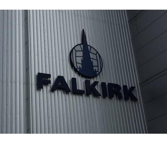 A picture of Falkirk's stadium-Scottish Football News
