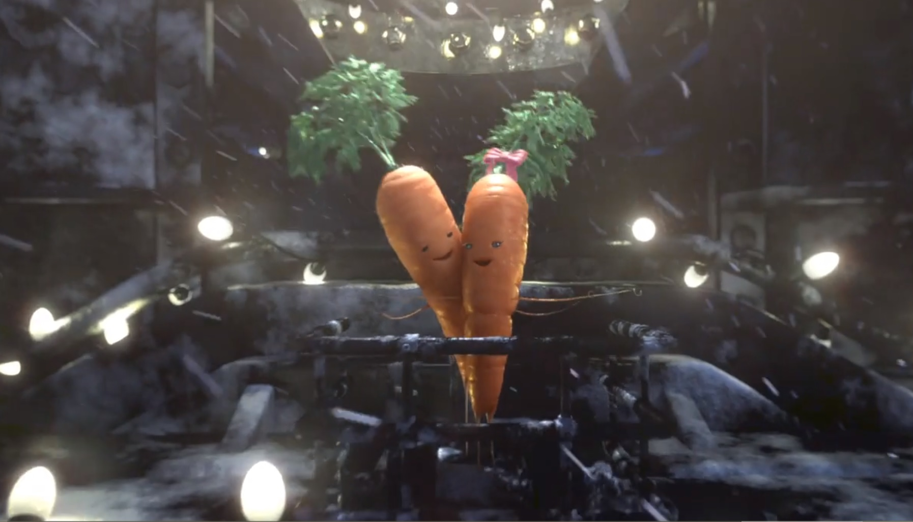 aldi customers warned two kevin the carrots each. Black Bedroom Furniture Sets. Home Design Ideas
