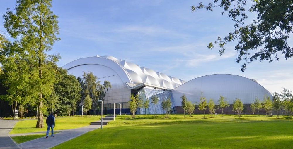 Oriam performance centre-Hearts News