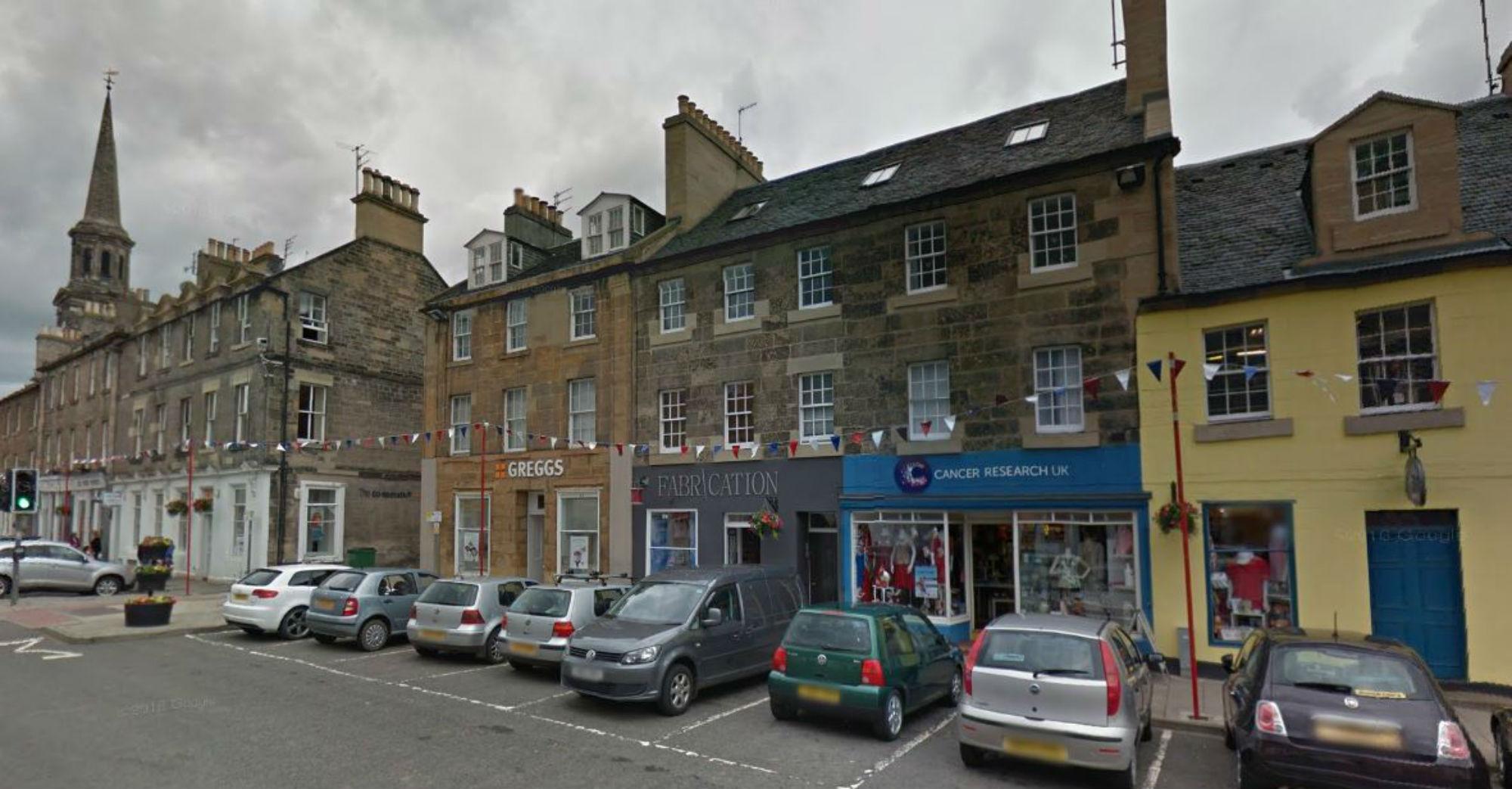 Haddington High Street- Business News Scotland