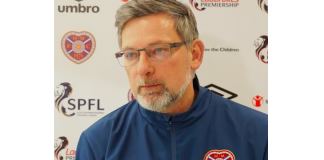 CRAIG LEVEIN at a press conference= Hearts News