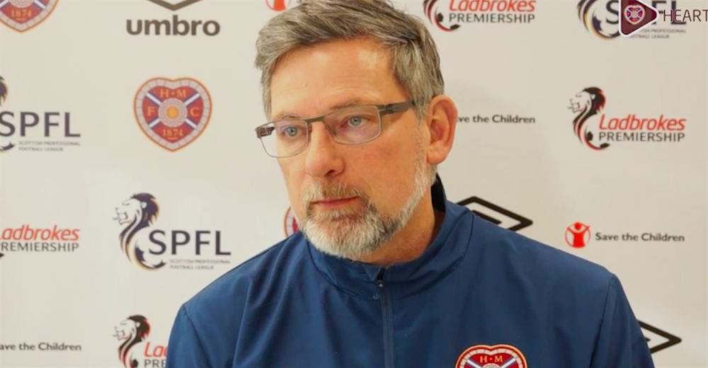 Levein was axed as manager and director of football