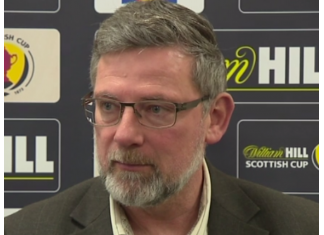 Former Hearts manager Craig Levein prior to a Scottish Cup match | Hearts news