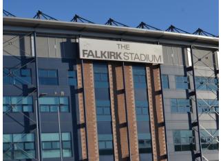 Falkirk stadium   Falkirk news