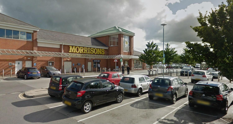 Morrisons trafford road
