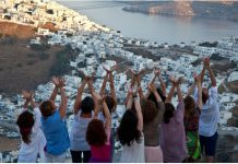 Travel review of Greek yoga retreat