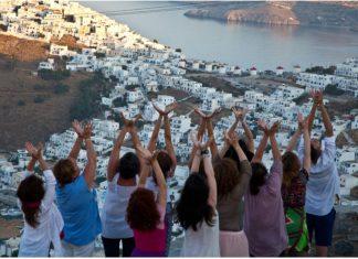 Travel review of Greek yoga retreat