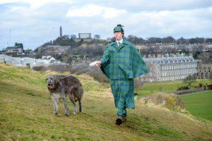 Official Sherlock Holmes tartan