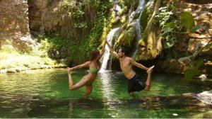 Travel review - close to nature at Greek island yoga retreat