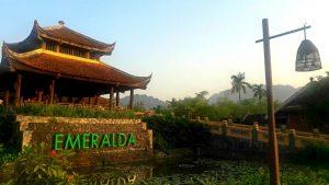 Emerelda Resort Reception, Ninh Binh, Vietnam
