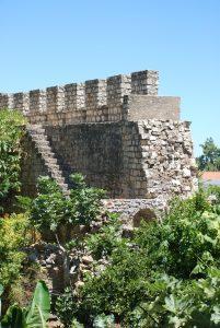 Castelo Tavira in Portugal