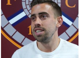 Olly Lee is ready to kickstart his Tynecastle career | Hearts news