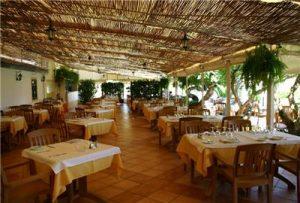 Restaurant Vale D'el Rei, Tavira, Portugal