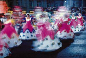 Santo Antonio Festivities. Lisbon, Portugal